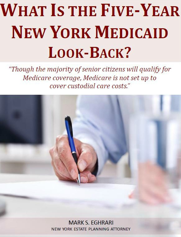 What Is the Five Year Medicaid Look-Back
