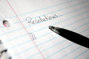 estate plan as New Year's resolution