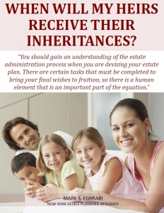 Free Report: When Will My Heirs Receive Their Inheritances?