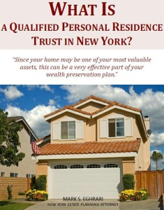 Free Report: What Is a Qualified Residence Trust in New York