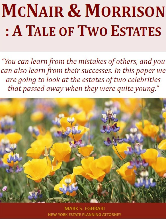 McNair & Morrison: A Tale of Two Estates