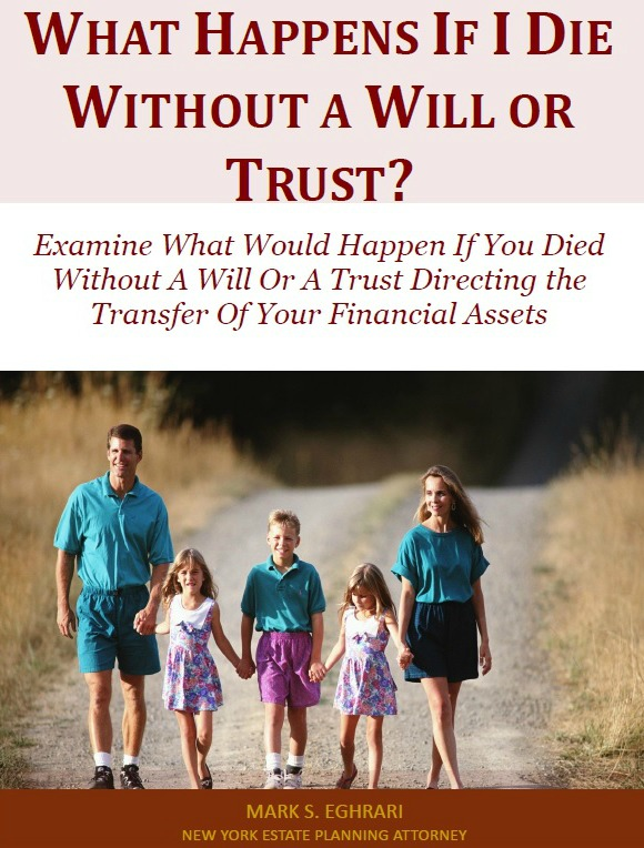 What Happens If I Die Without a Will or Trust